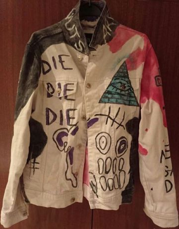 Кастомная куртка
