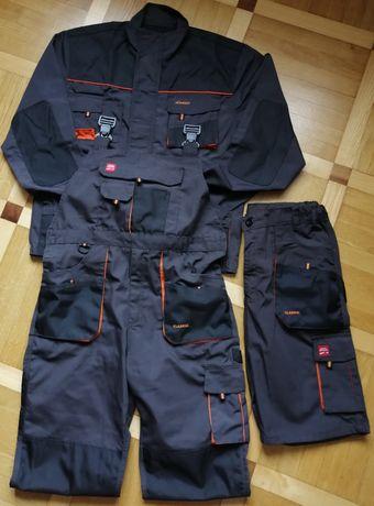 Спецодяг комплект (напівкомбінезон, піджак, шорти), 50 розмір