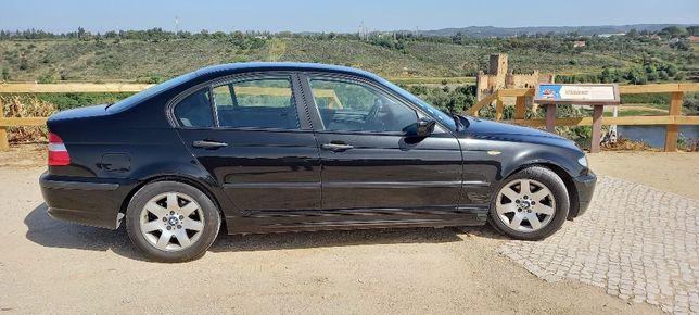 BMW 320 de 150Cv único dono carro de garagem