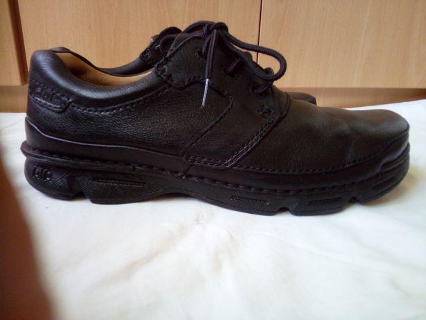 Туфли кожаные Clarks (оригинал)