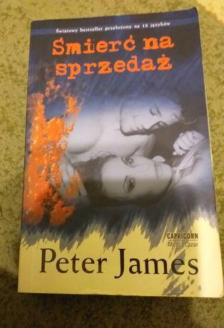 Peter James - Śmierć na sprzedaż