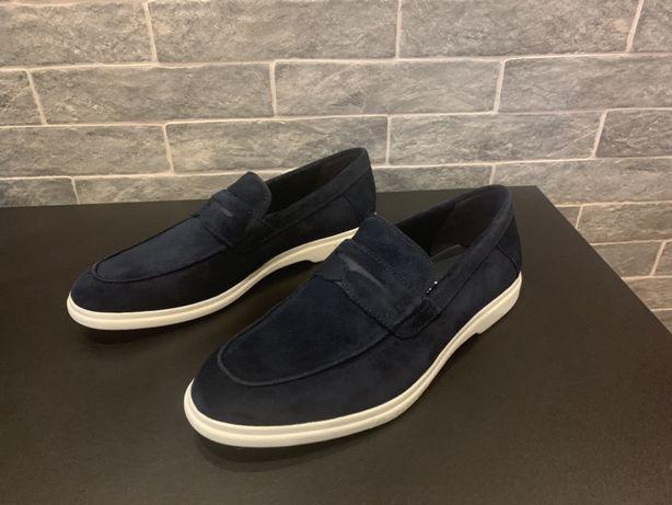 Туфли лоферы р.40.5 р.43 р.44,5 Calvin Klein Оригинал