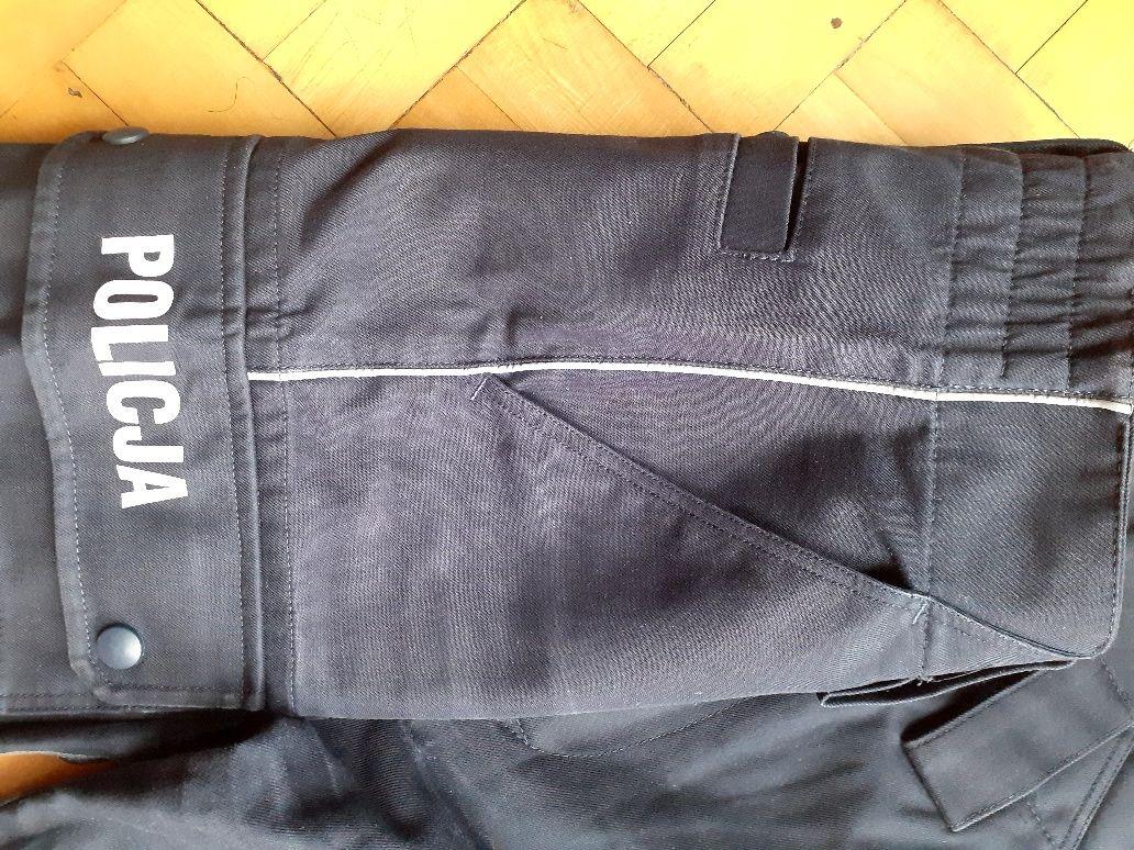 Spodnie przejsciowe Policyjne84 -88 na 182-188