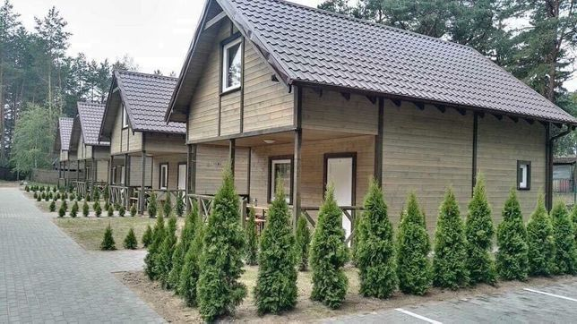 Wynajem domków Ośrodek Wypoczynkowy Malina Ocypel Bory Tucholskie dom
