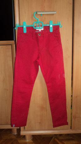 KappAhl Hampton Republic 140 cm spodnie chinosy