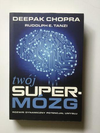 Twój super mózg supermózg Deepak Chopra