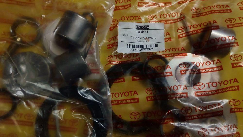 Запчасти погрузчик Тойота Toyota Хмельницкий - изображение 1