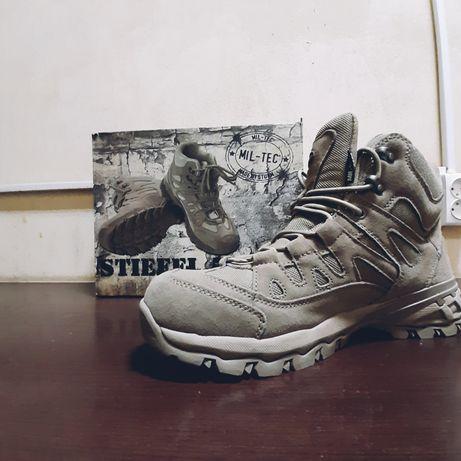 Тактические зимние ботинки MILTEC