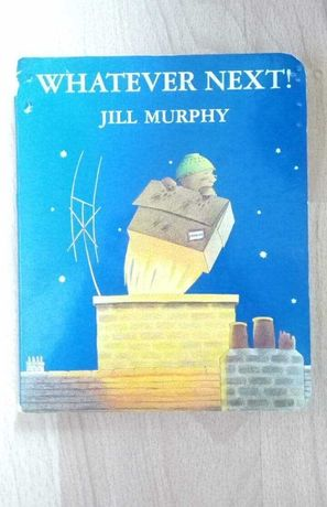 jill murphy whatever next
