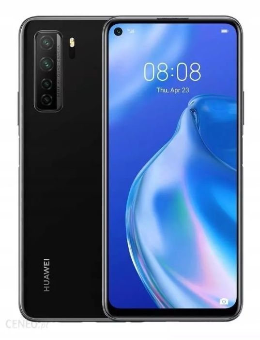 NOWY ! Huawei P40 Lite 5G 6GB/128GB kolor czarny (M) Koszalin - image 1