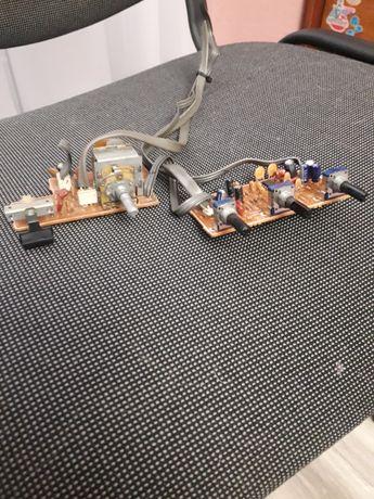 Моторизированый регулятор громкости,темброблок.