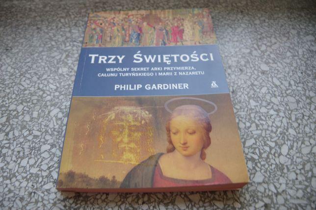 Trzy świętości - wspólny sekret Arki Przymierza Całunu Turyńskiego...