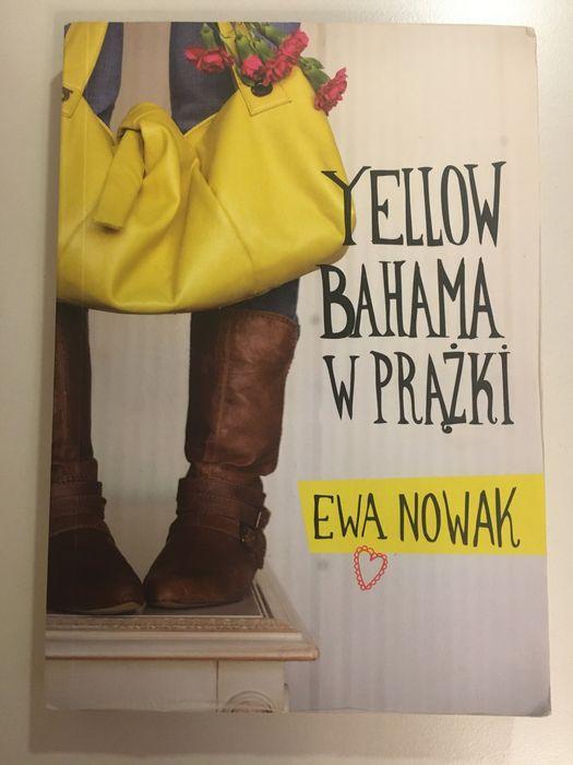 Yellow Bahama w prążki Warszawa - image 1