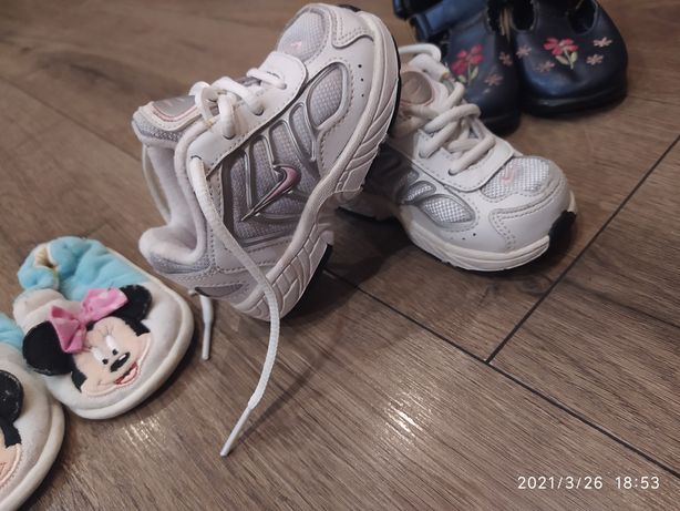Buciki Nike 19.5