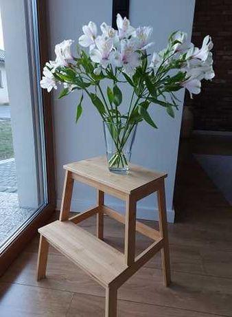 IKEA TENHULT Taboret ze schodkiem (cena wraz z przesyłką)