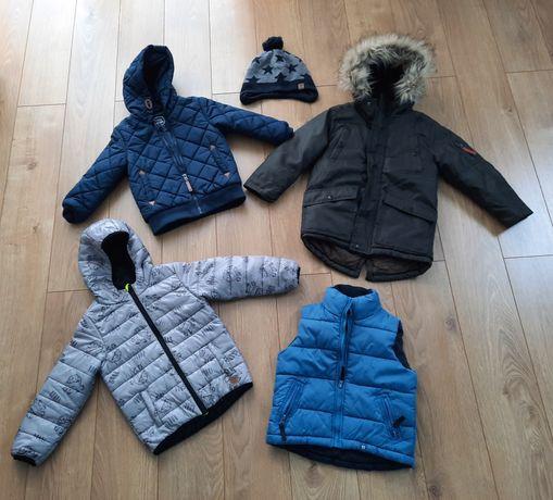 Ubrania dla chłopca rozm. 104