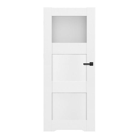 Drzwi Windoor Prestige Tre 80 lewe białe nowe