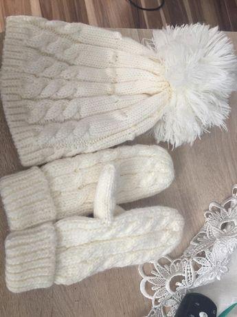 Czapka i rękawiczki