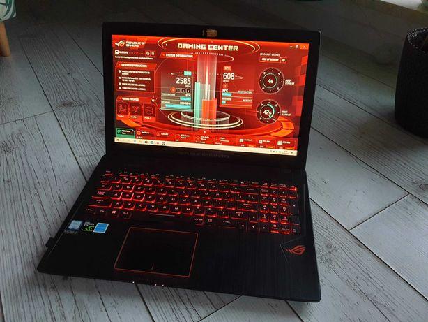 Laptop gamingowy Asus Strix GL553V