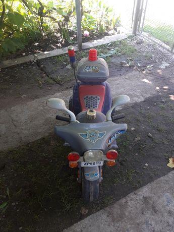 Мотоцикл дитячий