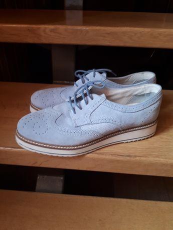 Туфлі жіночі оксфорди