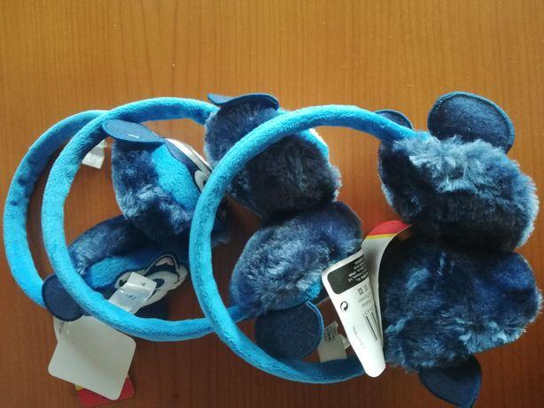 Protetores orelhas Mickey novos