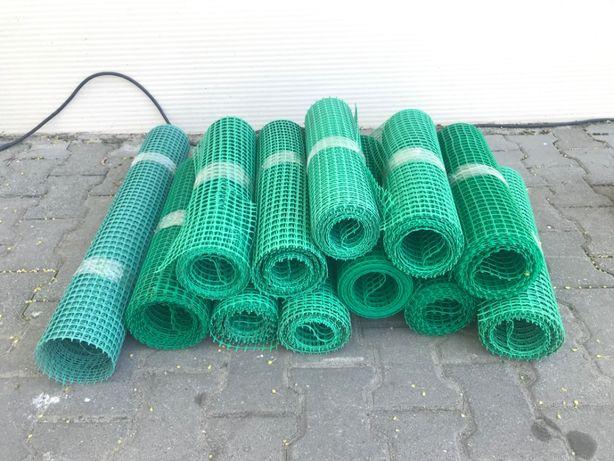 Siatka ogrodzeniowa 0,5 x 55m + 0,8 x 5m możliwość sprzedaży na metry