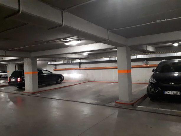 Miejsce postojowe w garażu podziemnym przy ul. Kościuszki 108