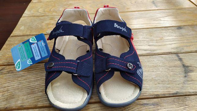 Buty sandały Mrugała