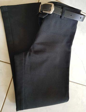 L- Lindex elastyczne spodnie damskie dżiny dżinsowe vintage retro