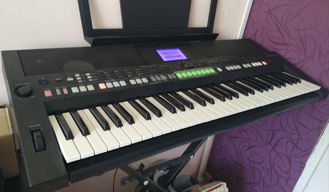Keyboard Yamaha psr s650 zamiana