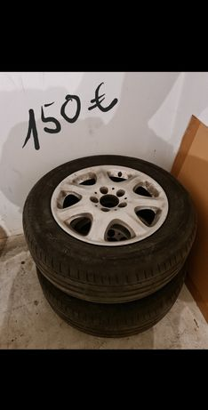 """Jantes 16"""" Mercedes originais"""