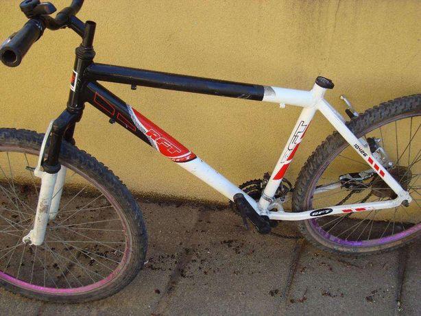 quadro alumínio bicicleta