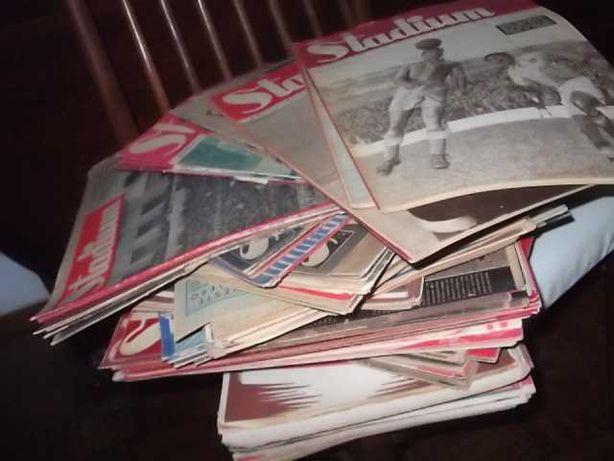 Revistas STADIUM Anos 1943/44/45/46/47/48/49 «BENFICA-SPORTING-PORTO»