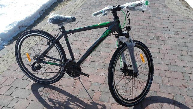 rower 26 alu ramy 15.17.19