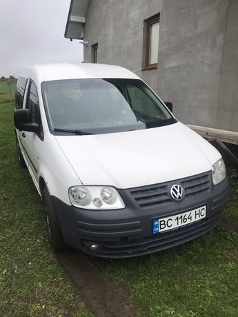 Volkswagen caddy 2.0 sdi 2006 рік