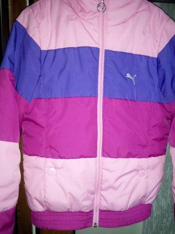 Куртка дiвоча