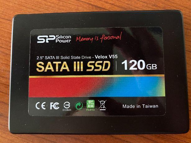 SSD накопитель Silicon Power Velox V55 120GB/