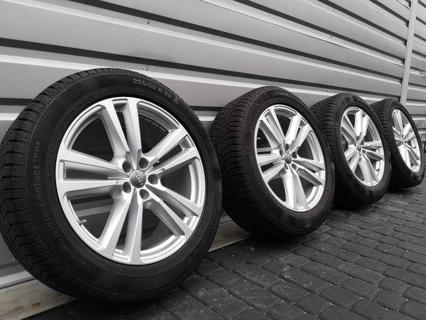 """NOWE OPONY Oryginalne Felgi Koła Audi 20"""" A5 A6 A7 A8 Q3 Q5 Q7"""