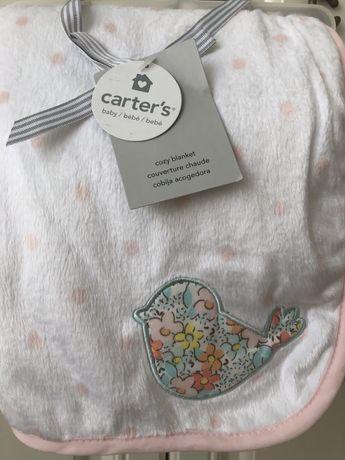Плед для новорожденного Carters