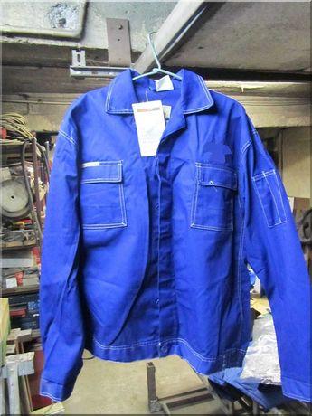 Ubranie robocze ogrodniczki + kamizelka Brixton Classic  Rozmiar 60