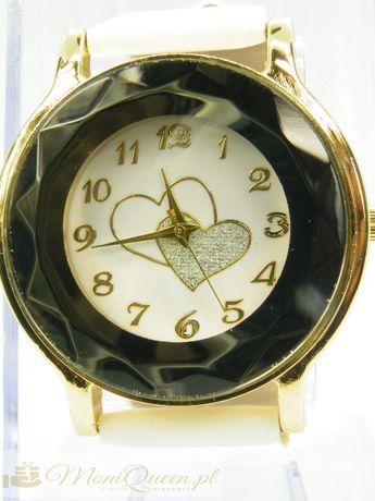 GOTOWY PREZENT-zegarek Serduszka Walentynki