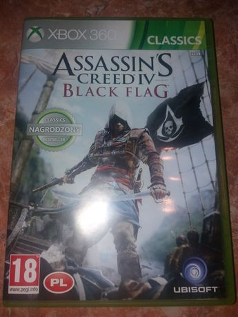 Gra na Xbox 360 Assassin's creed IV Black flag