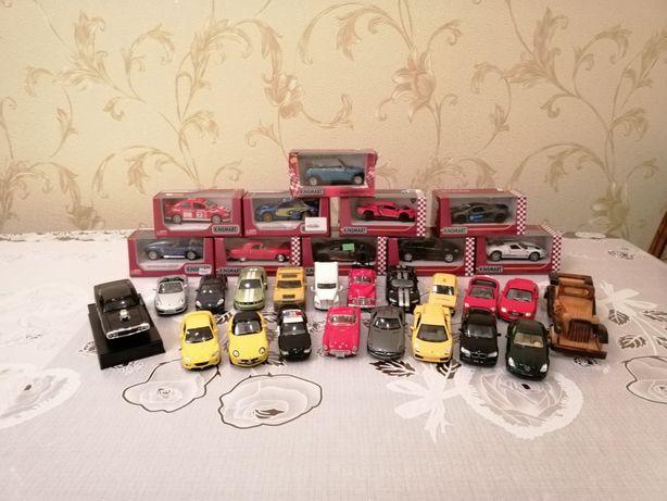 колекциониє машинки