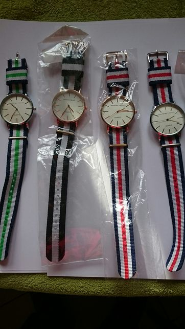 Zegarki męskie i damskie nowe z ekspozycji hurtowni super cena