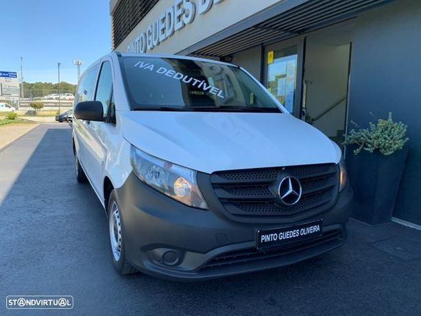Mercedes-Benz VITO 111 cdi 6 Lug Extra Longa