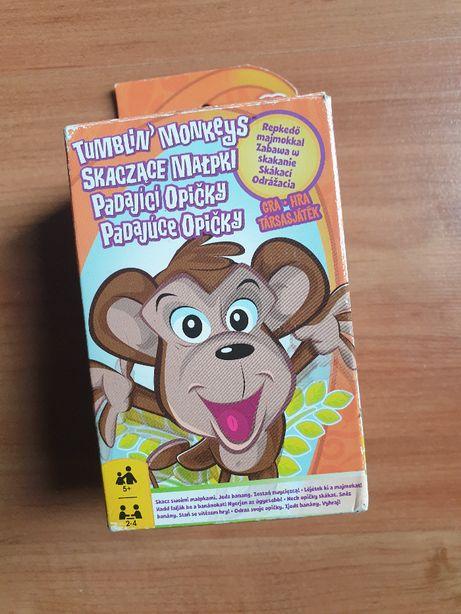 Skaczące małpki - zabawka zręcznościowa