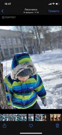 Lenne зимний костюм 86+6