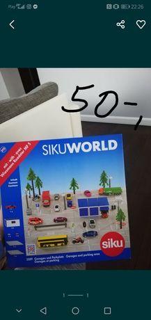 SIKU World garagen und parkplatz