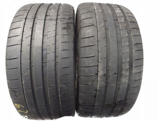 Michelin Pilot Super Sport 245/35 ZR19 93Y 2017